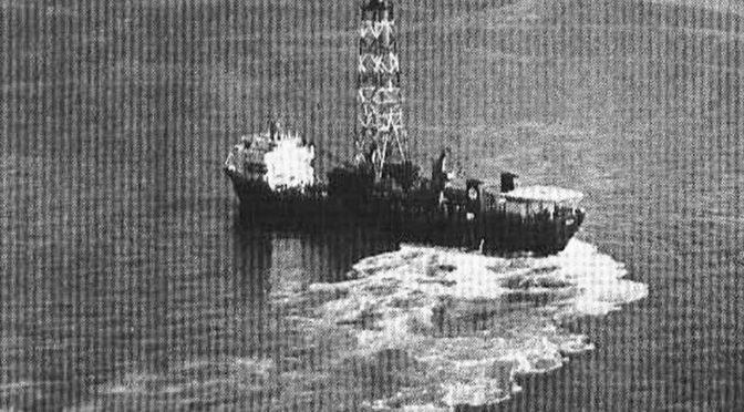 """Bezoek aan de """"Pélican"""" op locatie 1972"""