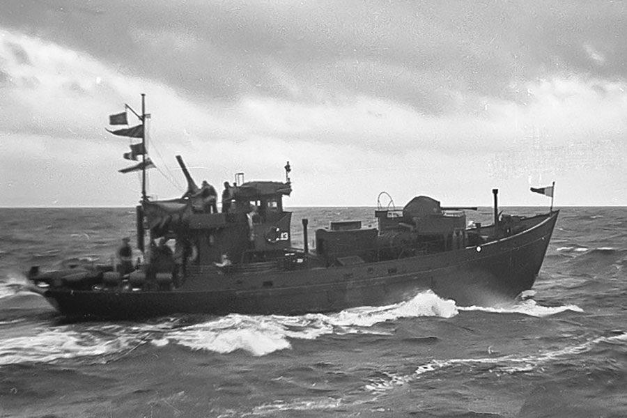 1944 – Viskotters / Kriegsfischkutter